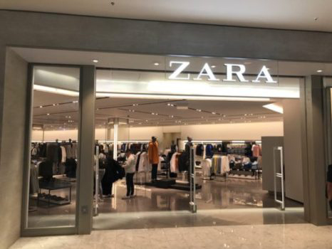 Zara, San Francisco